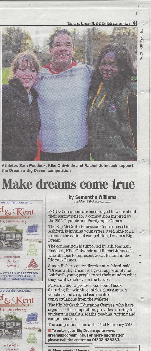 kentish express feb2013